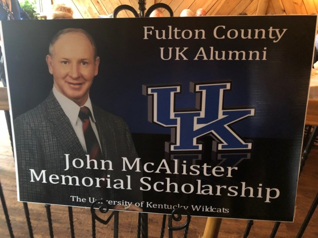 Fulton County Alumni Banquet 1