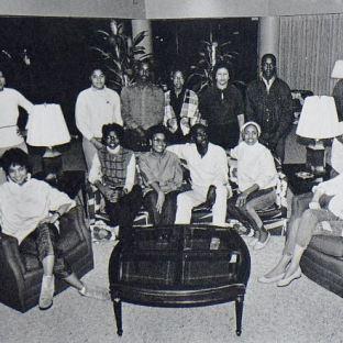 Black Student Union, 1986