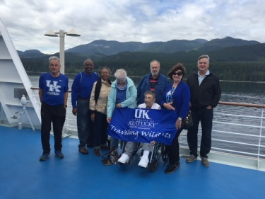 Alaska with the Traveling Wildcats