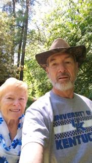 5K Penny& David Pearson (Dave beat cancer)